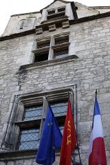 Immeuble dit Maison Mazot - Français:   Maison Mazot, actuel hôtel de ville de Rocamadour