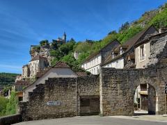 Porte dite du Figuier - Français:   Porte du Figuier
