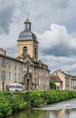 Eglise des Récollets - English: Recollects Church of Saint-Céré, Lot, France