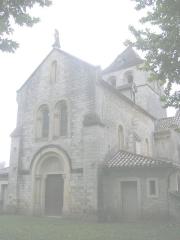 Eglise Notre-Dame-de-Vêles -  Notre-Dame-de-Véles (Vers)