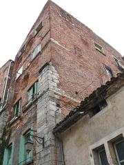 Maison-Tour - Français:   Cahors - Maison-Tour, 2 rue du Four-Sainte-Catherine