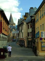 Eglise Notre-Dame - Français:   Arreau dans les   Hautes-Pyrénées  Occitanie