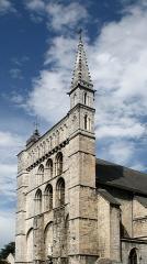 Eglise Saint-Vincent - Français:   Église Saint-Vincent de Bagnères-de-Bigorre - façade et clocher