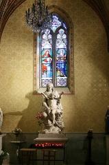 Eglise Saint-Vincent - Français:   Église Saint-Vincent de Bagnères-de-Bigorre - Chapelle interne, droite de la nef