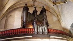 Eglise Saint-Vincent - Français:   Église Saint-Vincent de Bagnères-de-Bigorre - Grand orgue