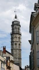 Tour des Jacobins - Français:   Tour des Jacobins - Vue depuis l'Hôtel d\'Albret
