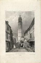 Tour des Jacobins -