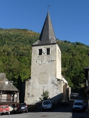 Eglise Notre-Dame - This building is indexed in the Base Mérimée, a database of architectural heritage maintained by the French Ministry of Culture,under the reference PA00095354 .