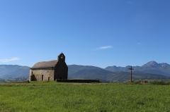 Chapelle Notre-Dame-de-Roumé - Chapelle Notre Dame de Roumé à Cieutat (Hautes-Pyrénées)