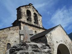Eglise d'Esquièze -  Église Saint-Nicolas d'Esquièze