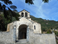 Eglise de Sère -  Église Saint-Jean-Baptiste de Sère