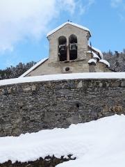 Eglise Saint-Martin -  Graihlen (Hautes-Pyrénées , France), église St Martin.