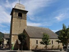 Eglise Saint-Brice Sainte-Catherine - Église Sainte-Catherine de Guchen (Hautes-Pyrénées)