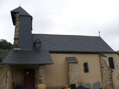 Eglise Saint-Pierre - English: Saint-Peter's church of Julos (Hautes-Pyrénées, Midi-Pyrénées, France).