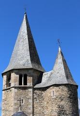 Eglise Sainte-Eulalie - Église Sainte-Eulalie de Lançon (Hautes-Pyrénées)