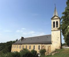 Site archéologique de Castetbieilh - Église Saint-Lizier de Saint-Lézer (Hautes-Pyrénées)