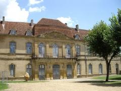 Ancienne abbaye -  Mairie et abbaye de Saint-Sever-de-Rustan