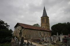 Eglise de l'Assomption - Français:   Église de Sariac-Magnoac