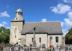 Eglise - Église de l'Assomption de Sarriac-Bigorre (Hautes-Pyrénées)