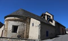 Eglise Saint-Vincent - Église Saint-Vincent de Sers (Hautes-Pyrénées)