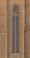 Cathédrale Sainte-Cécile - English: Window of the Saint Cecilia Cathedral of Albi, Tarn, France       This place is a UNESCO World Heritage Site, listed as Cité épiscopale d'Albi.  العربية| Asturianu| Беларуская| Беларуская (тарашкевіца)| বাংলা| Català| Čeština| Dansk| Deutsch| English| Español| Euskara| فارسی| Français| עברית| Hrvatski| Magyar| Italiano| 日本語| 한국어| Latviešu| Македонски| മലയാളം| مازِرونی| Nederlands| Polski| Português| Русский| Slovenčina| Slovenščina| Türkçe| Українська| Tagalog| Tiếng Việt| 中文(简体)| 中文(繁體)| +/−