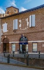Maison - English: Building at 3 rue des Foissants in Albi, Tarn, France