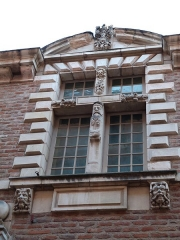 Maison des Viguiers, dite hôtel Reynès ou maison Guise - Français:   Maison des Viguiers (Classé)
