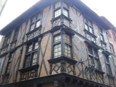 Maison Enjalbert - Français:   Maison Enjalbert, Albi, Tarn