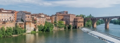 Vermicellerie - English: Vermicellery of Albi, Tarn, France