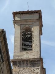 Eglise Notre-Dame-de-la-Platé - Français:   Église Notre-Dame-de-la-Platé de Castres, 32 rue Victor Hugo (Classé, 1987)