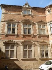 Hôtel de Nayrac - Français:   Hôtel de Nayrac (Classé, 1937)