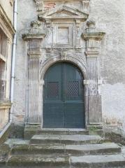 Hôtel de Viviès - Français:   Hôtel de Viviès (Classé, 1937)