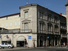 Immeuble - Français:   Immeuble, 42 rue Villegoudou (Inscrit, 1960)