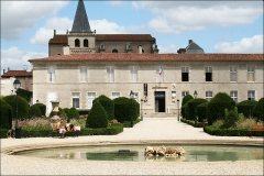 Ancien palais épiscopal - Français:   Entrée du musée Goya dans le palais épiscopal de Castres