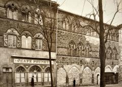 Maison du Grand Fauconnier - French architectural photographer
