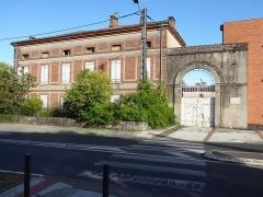 Ancienne prison - Français:   Prison de Gaillac, 2 place Jean Moulin