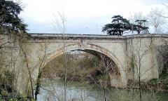 Pont sur l'Agout - Français:   Lavaur - Pont Saint-Roch sur l\'Agout