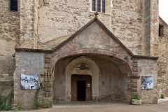 Eglise Saint-Pierre - English: Saint-Pierre church of Monestiés, Tarn, France.