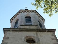 Eglise Saint-Hippolyte - Français:   Église Saint-Hippolyte de Monestiés