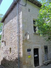 Ancienne maison dite des Comtes de Fayrols - Français:   Bruniquel - Maison Payrol