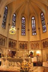 Eglise Notre-Dame de l'Assomption - Église de l'Assomption de Caussade,  (Classé, 1840)