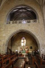 Eglise Saint-Jean-Baptiste - English:  Collateral chapel.