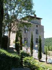 Château de Cas - Français:   Château de Cas,  (Inscrit, 1984)