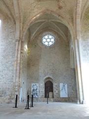 Ancienne abbaye de Beaulieu - Français:   Abbaye de Beaulieu (Classé Classé Inscrit)