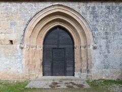 Ancienne abbaye de Beaulieu - Abbaye de Beaulieu (Classé Classé Inscrit)