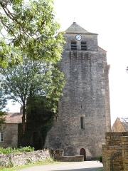 Ancienne chapelle des Templiers - Français:   Chapelle des Templiers de Lacapelle-Livron (Classé)