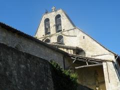 Eglise Saint-Pierre - Français:   Église de Lachapelle (Tarn-et-Garonne)