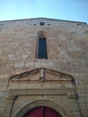 Eglise Sainte-Madeleine - Français:   Église Sainte-Marie-Madeleine de Larrazet
