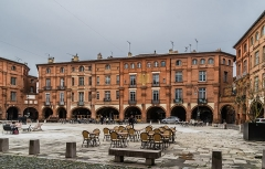 Place Nationale - English: Place Nationale in Montauban, Tarn-et-Garonne, France