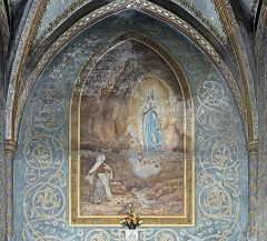 Eglise Notre-Dame de la Visitation -